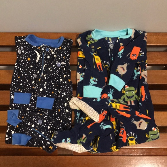 Children's Place Other - 9-12 months pajamas
